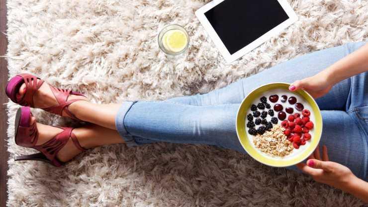 эффективные диеты для ног
