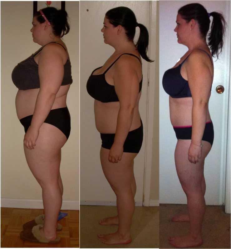 Фото Результатов Диеты. ДО и ПОСЛЕ. 3 реальные истории похудения. Много фото внутри.