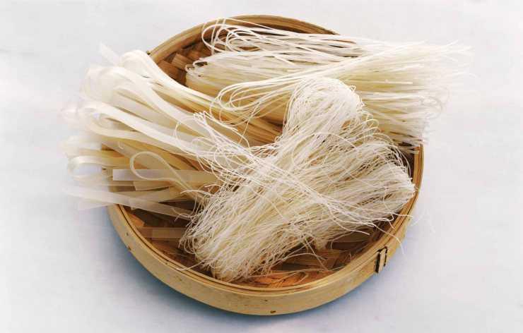 Рисовая лапша углеводы