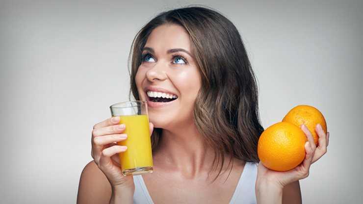 польза апельсинов для организма при похудении