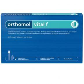 Витамины Ортомол: описание и обзор препарата. Инструкция по применению, разновидности и состав витаминного комплекса (видео и 110 фото)
