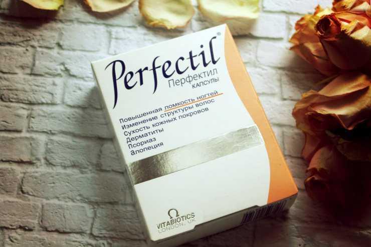 Витамины перфектил для волос инструкция по применению состав цена аналоги