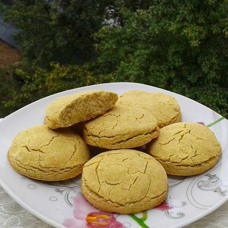 кукурузное печенье рецепт с фото свечей новому году