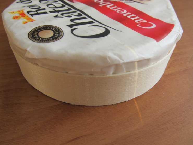 Польза и вред сыра камамбера